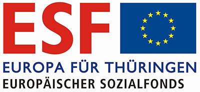 Logo - Europäischer Sozialfonds