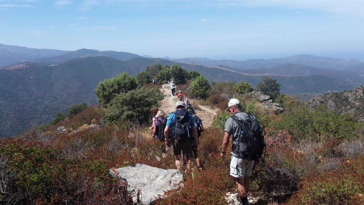 Wanderurlaub auf Korsika